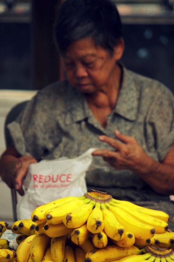 Street vendors @Singapore