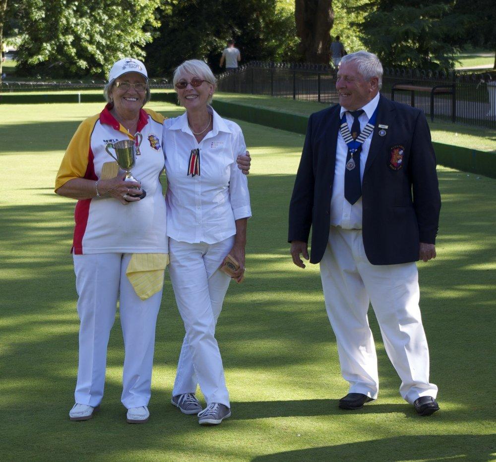 Ladies Championship (John Townsend Cup)