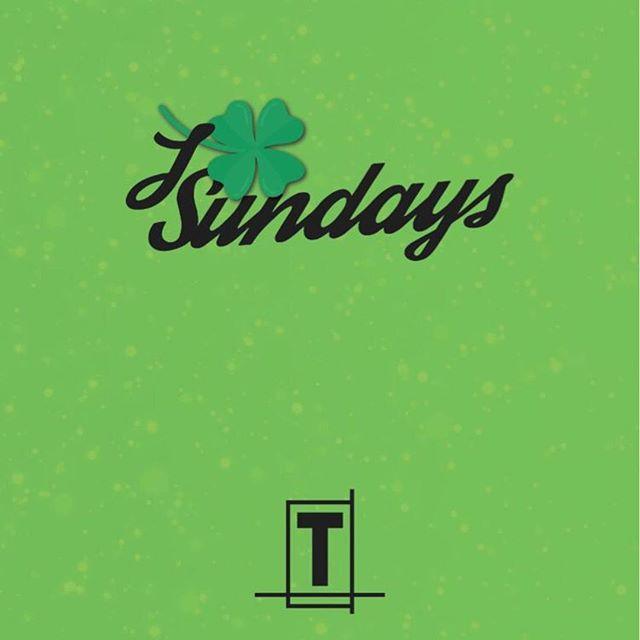 I❤️Sunday's -St.Patricks Day Edition-  TONIGHT