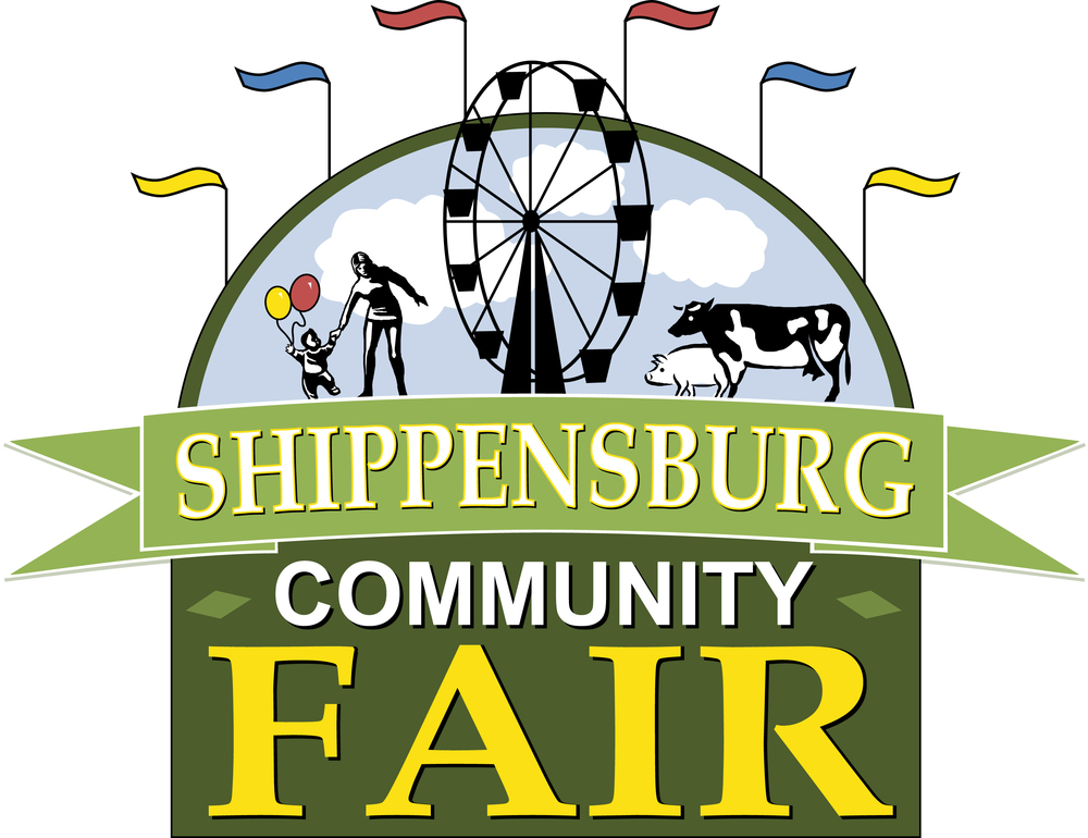 Shippensburg Community Fair Official Logo High Resolution (JPEG) - 1.58 MB
