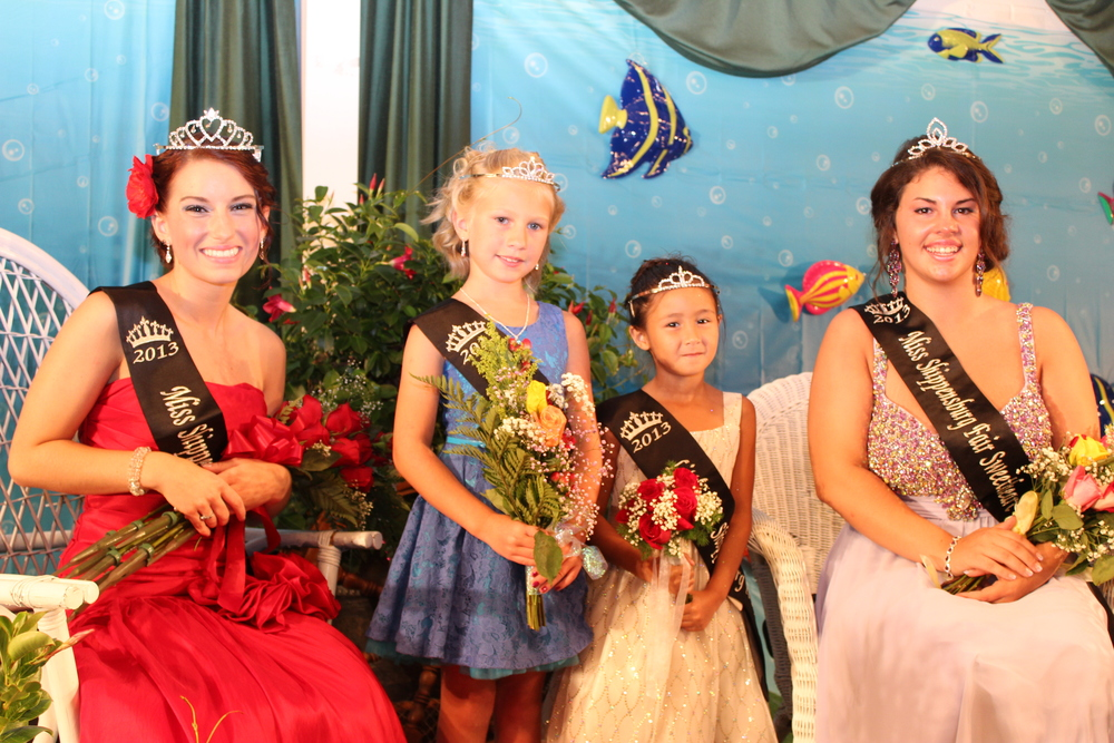 2013 Fair Queen Pageant