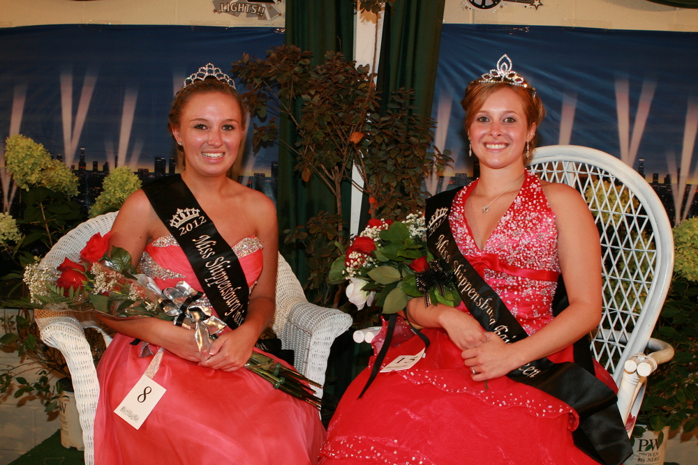 2012 Fair Queen Pageant