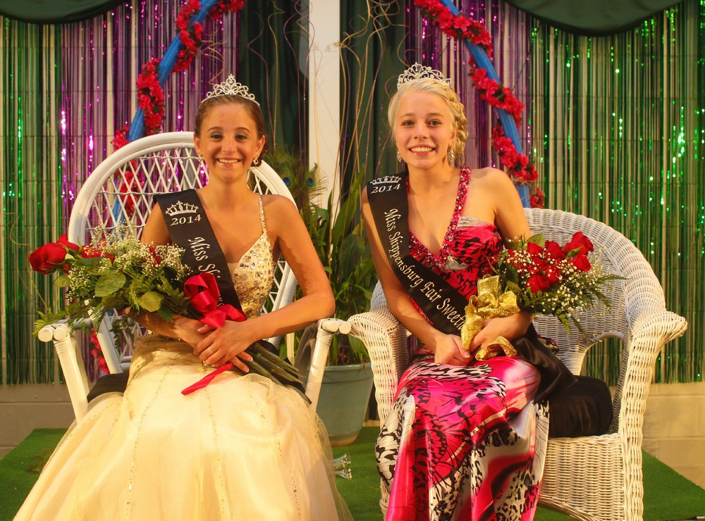 2014 Fair Queen Pageant