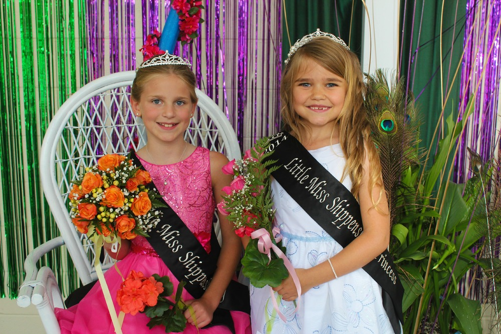 2014 Little Miss Pageant