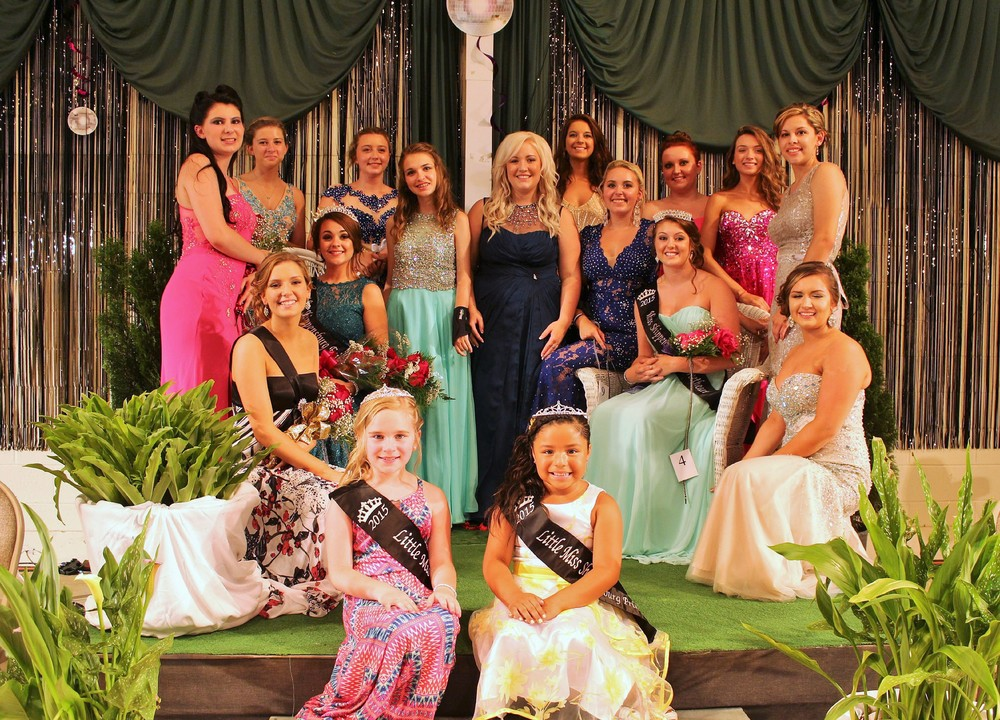 2015 Fair Queen Pageant