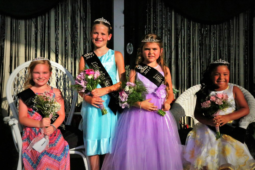 2015 Little Miss Pageant