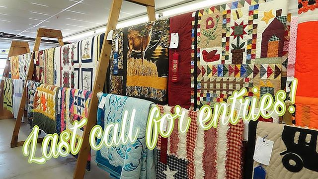 Don't miss out participating in one of our many Home Products judged categories! Entries are due today (7/14) by end of day. Register online at shippensburgfair.com/homeproducts. It's free! #shipfair