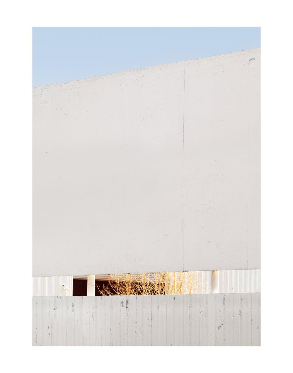 White Space #3; La Habra, CA 2016