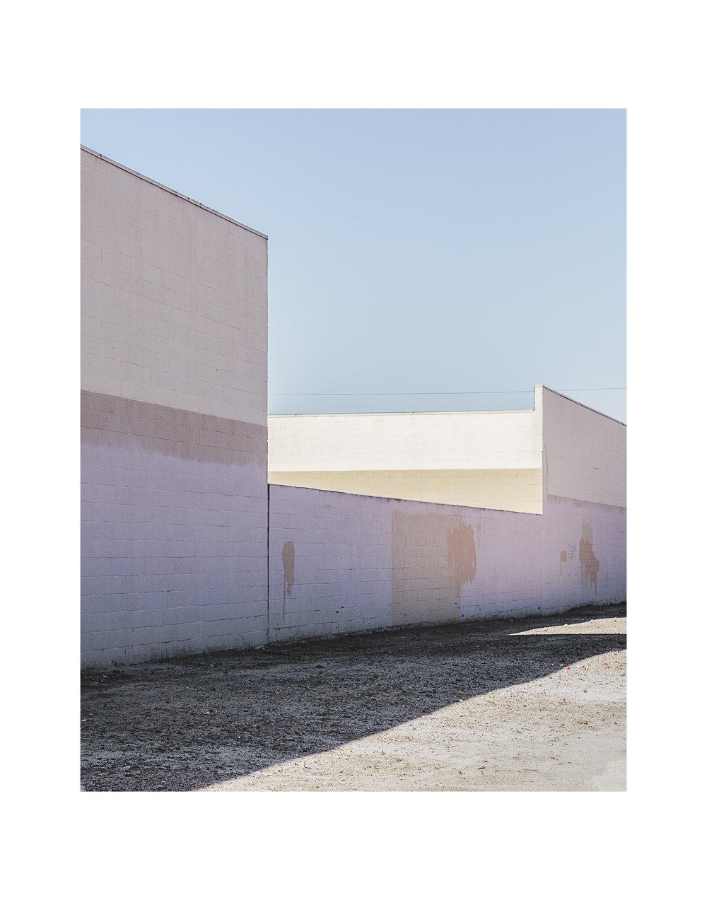 White Space #1; Buena Park, CA 2017