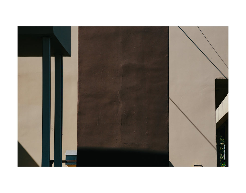 Layers of Seeing #10; Los Angeles, CA 2017