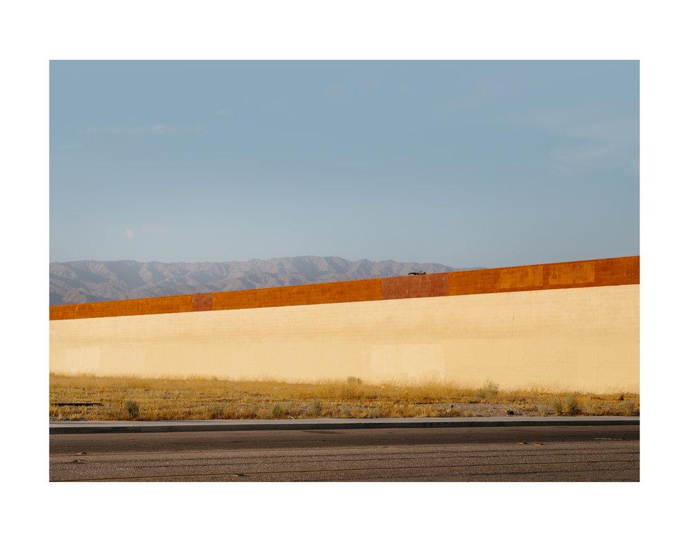 Orange Stripe, Indio: 2017