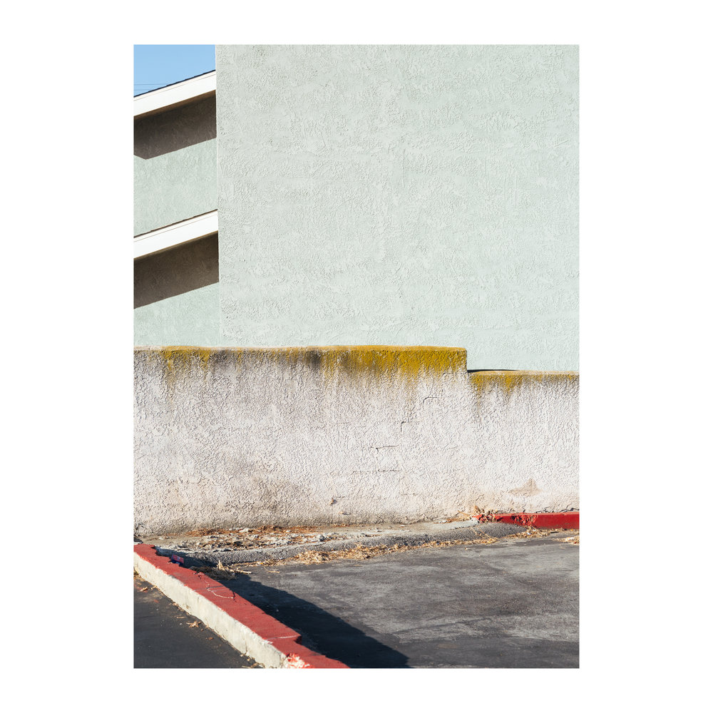 "Layers of Seeing;Whittier, California  Lightjet Kodak Endura C-Print, 30.0"" x 20.0""  Signed, 2017  Edition of Four + 1 Artist Proof"