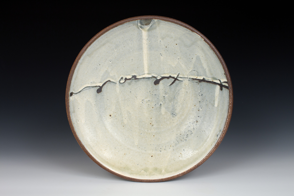 Barbed Wire Dinner Plate
