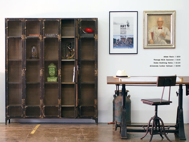 Furniture for Storing Collectibles.