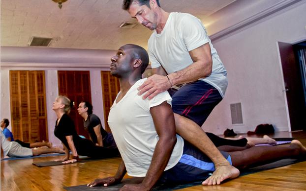 Photo courtesy of: Prana Yoga Miami