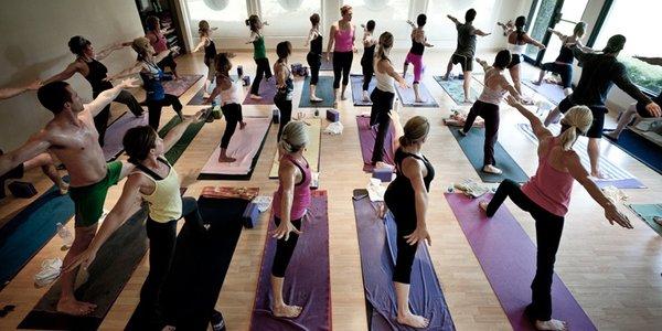Photo courtesy of: Bala Vinyasa Yoga