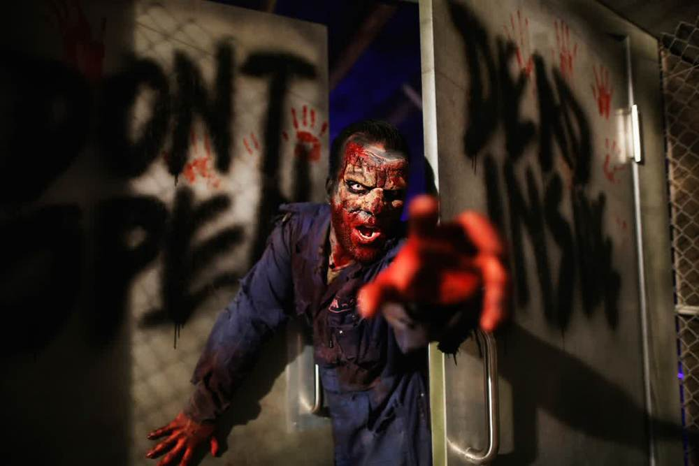 Photo courtesy of: House of Horror