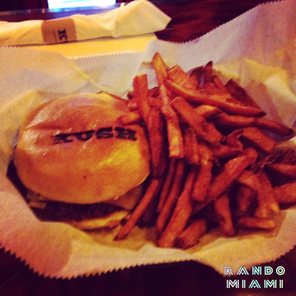 Frita burger