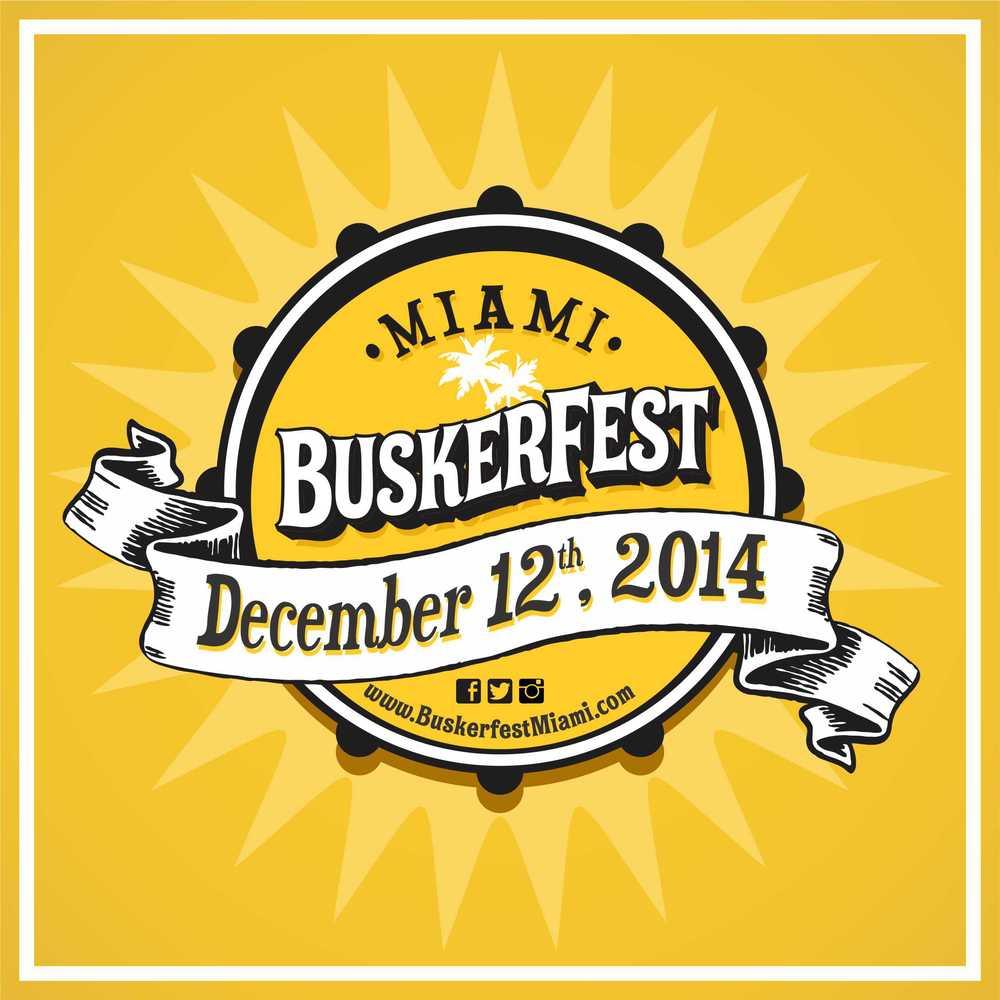 Photo courtesy of: Buskerfest Miami