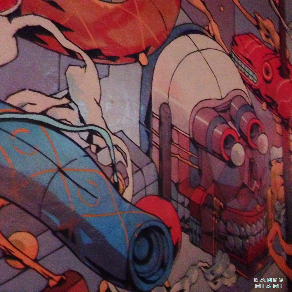 SMITHE Mural