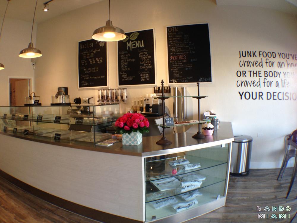 Crave Clean Protein Bake Shop