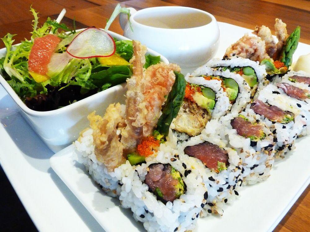 Morimoto Sushi Set Photo courtesy of: Morimoto