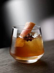 Drake's Spice Market Old Fashioned