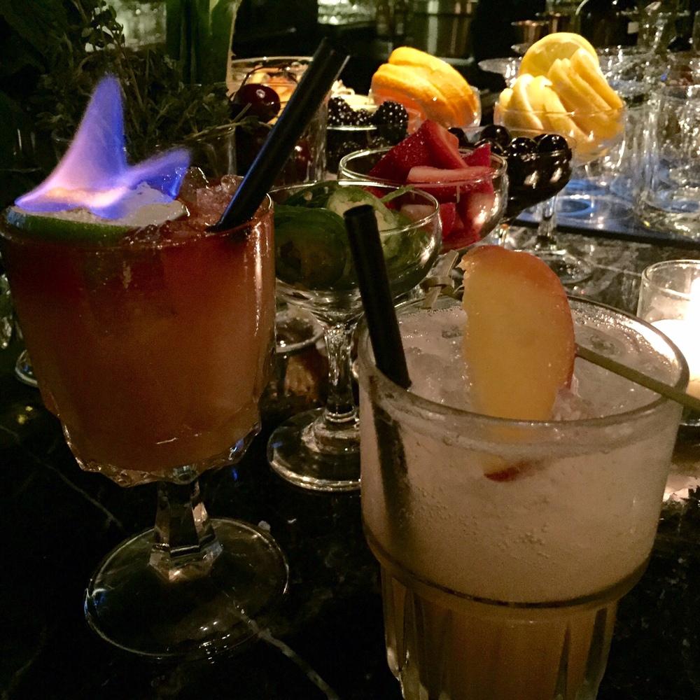Firewater & Moonshine