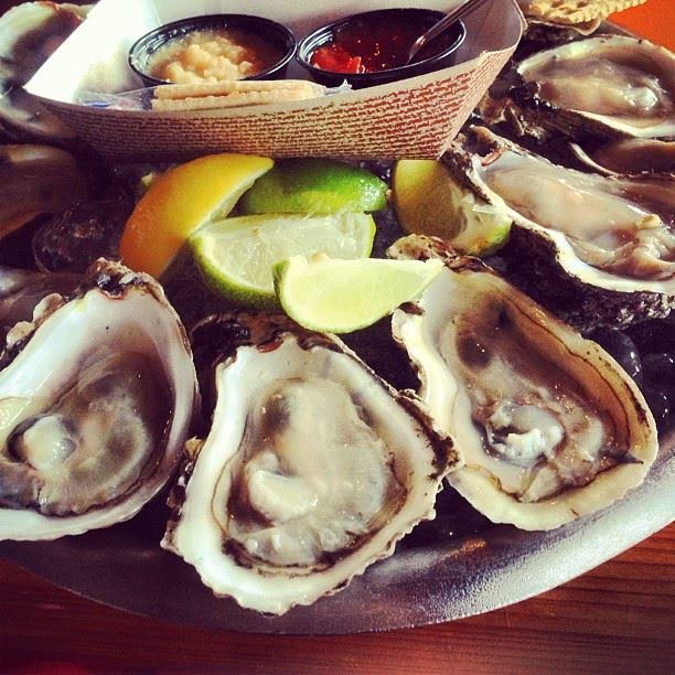 Monty's Sunset Oysters