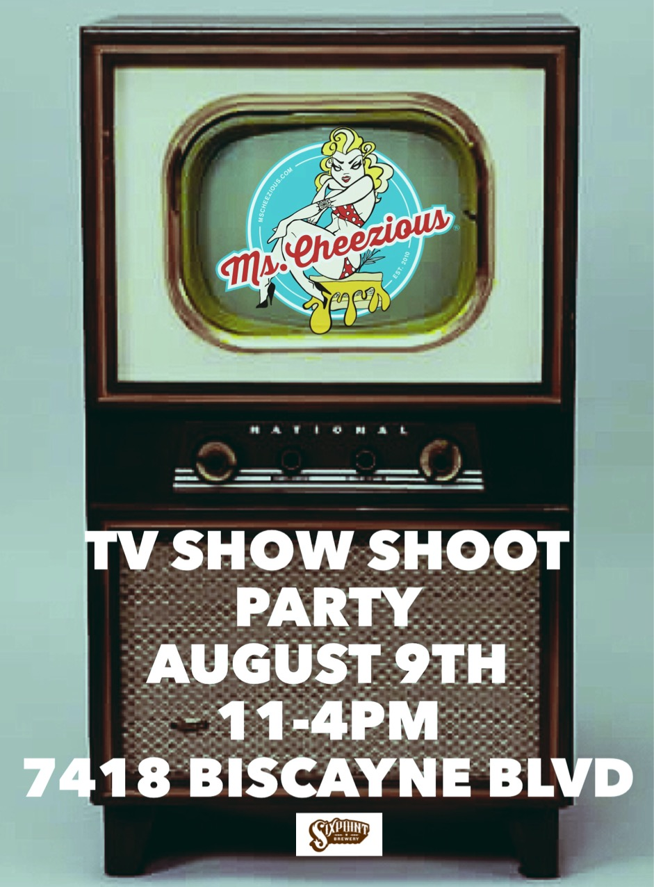 Ms._Cheezious_TV_Filming_Invitation