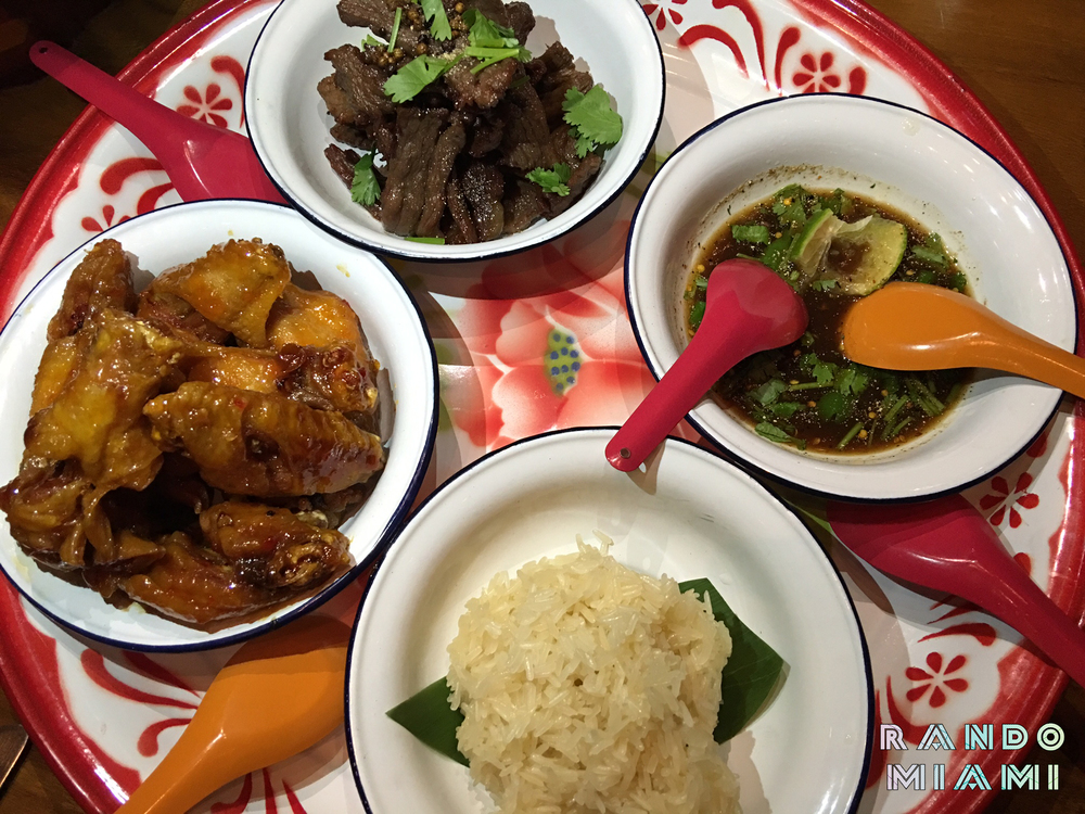 NaiYara Siracha Wings &Beef Jerky