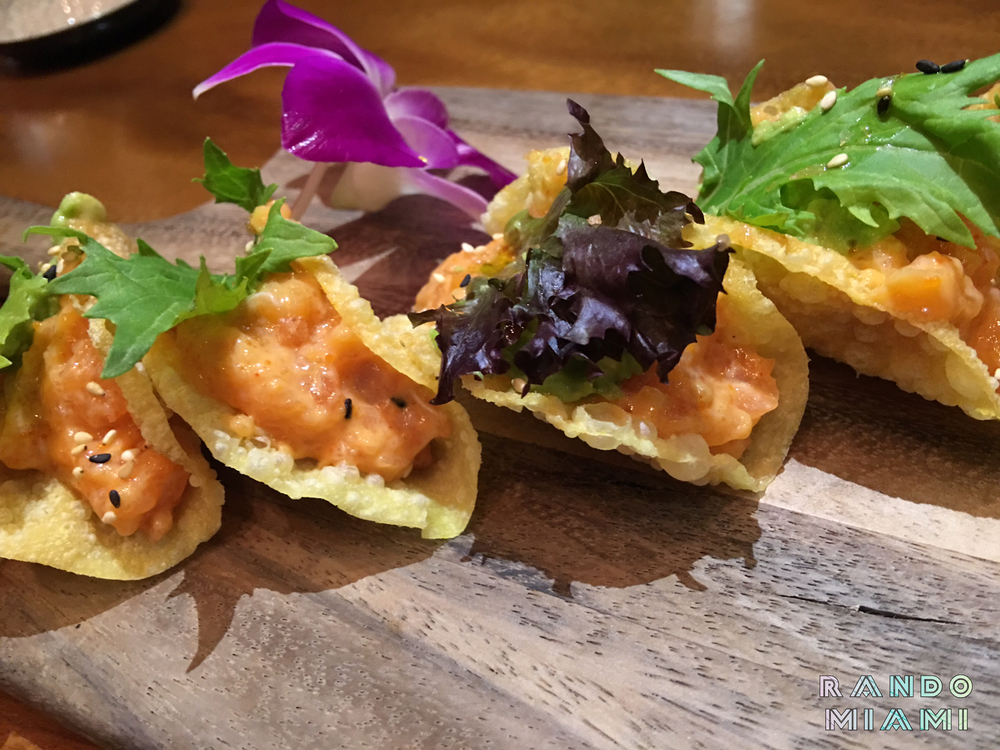 Truffle Taco