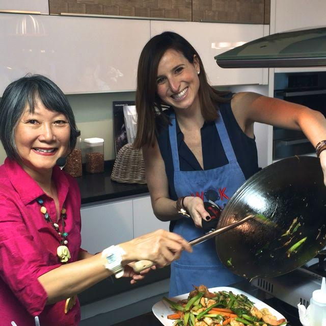 Photo courtesy of: Wok Star Cooking Class