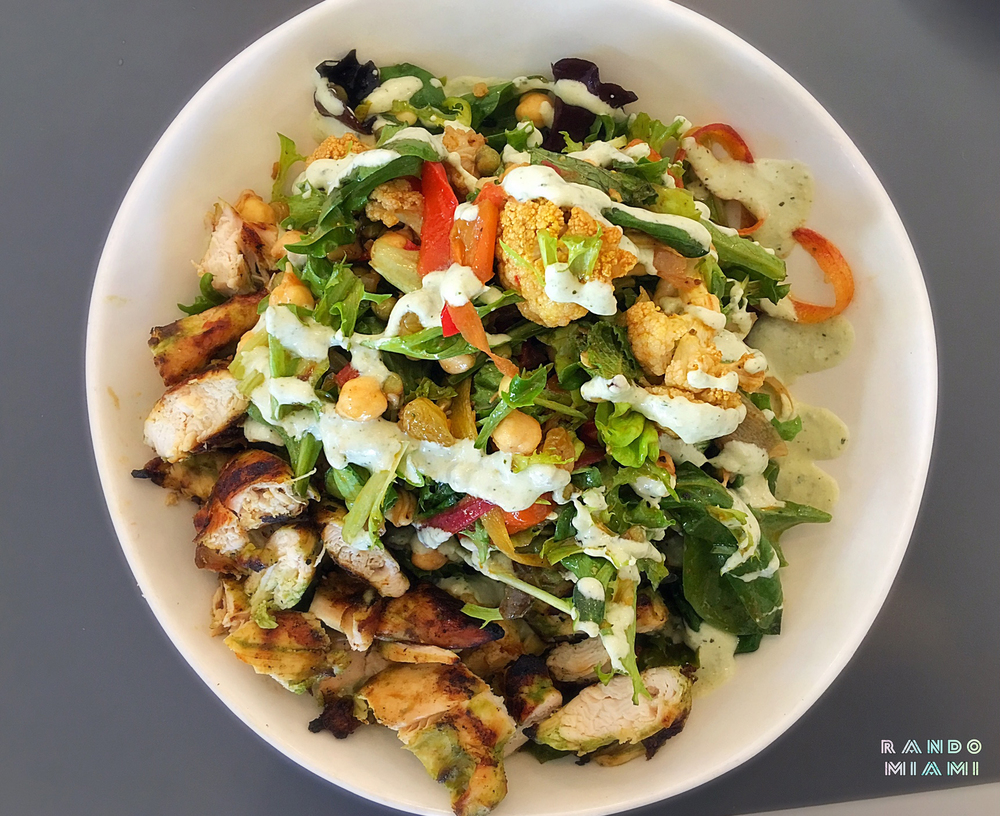 Nourish Salad