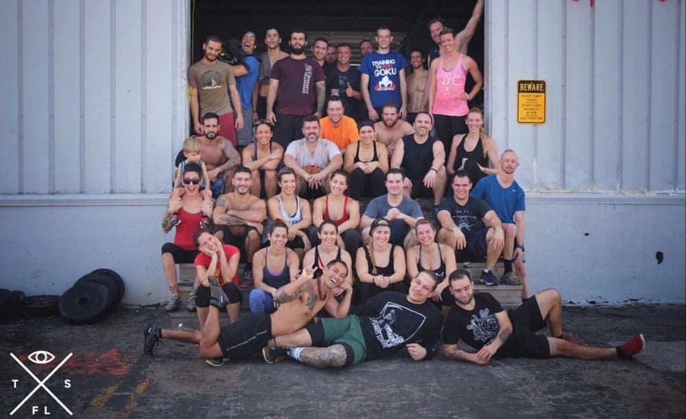 Photo courtesy of: Crossfit Soul