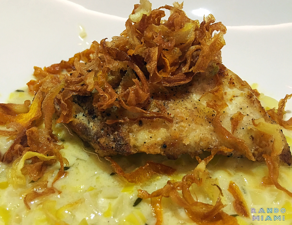 Oltremare Grilled Cobia