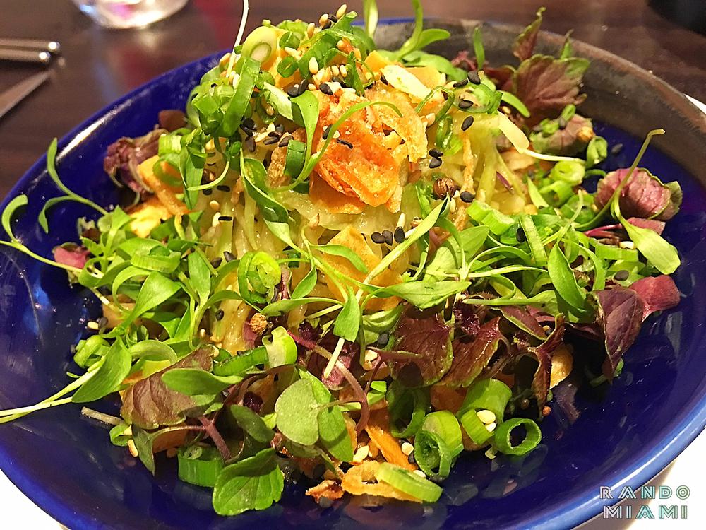 Japanese Eggplant Salad