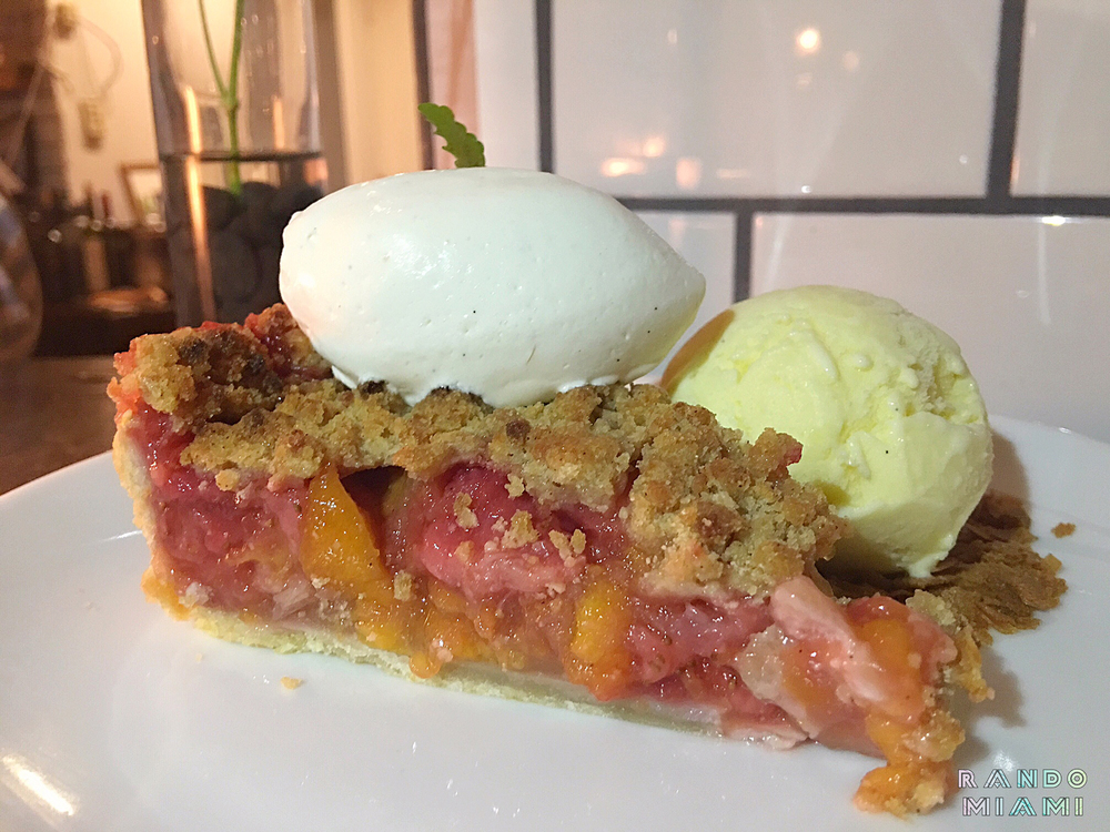 Strawberry Peach Pie