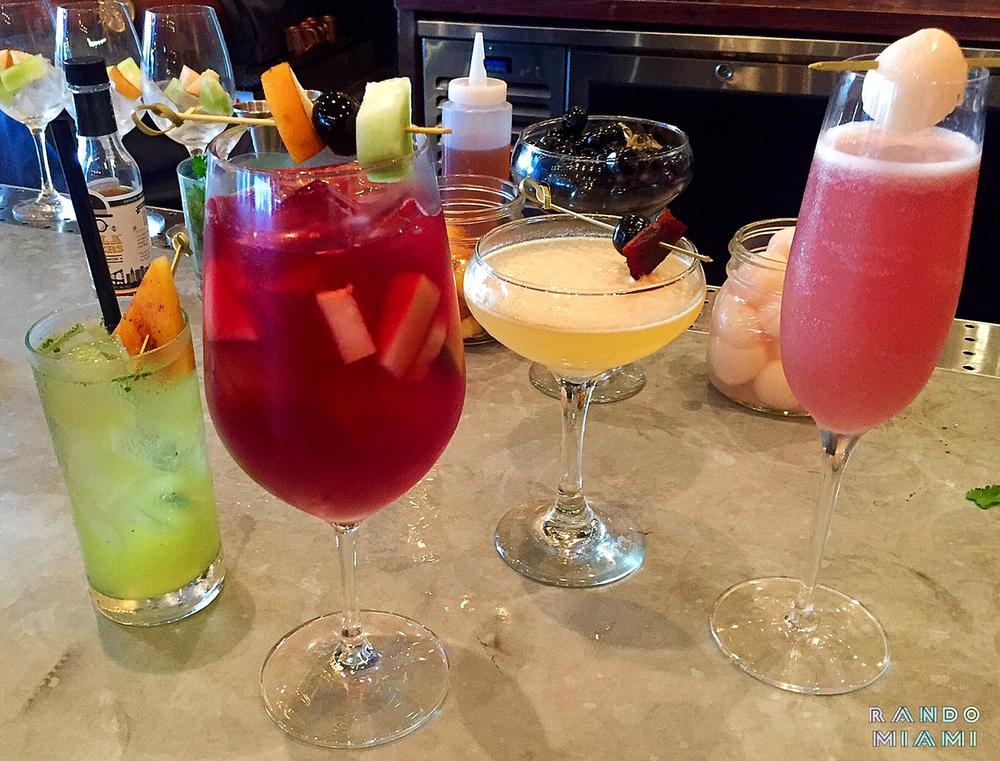 Naiyara Cocktails