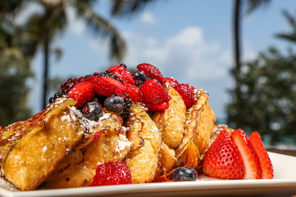 French Toast from Beauty & the Feast Bar | Kitchen