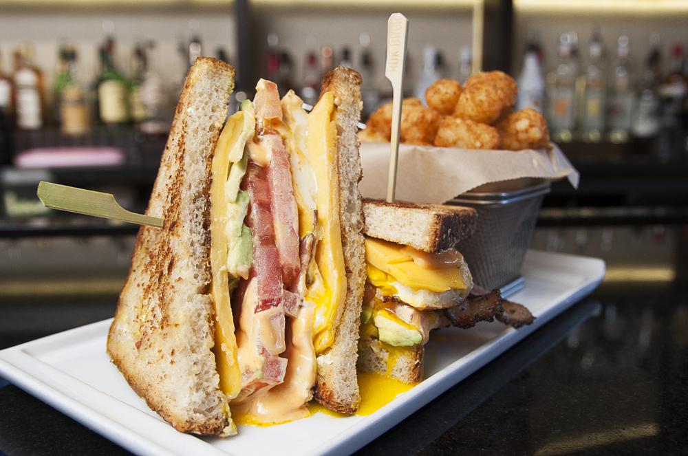Photo courtesy of:ROKBRGR (Hangover Sandwich)