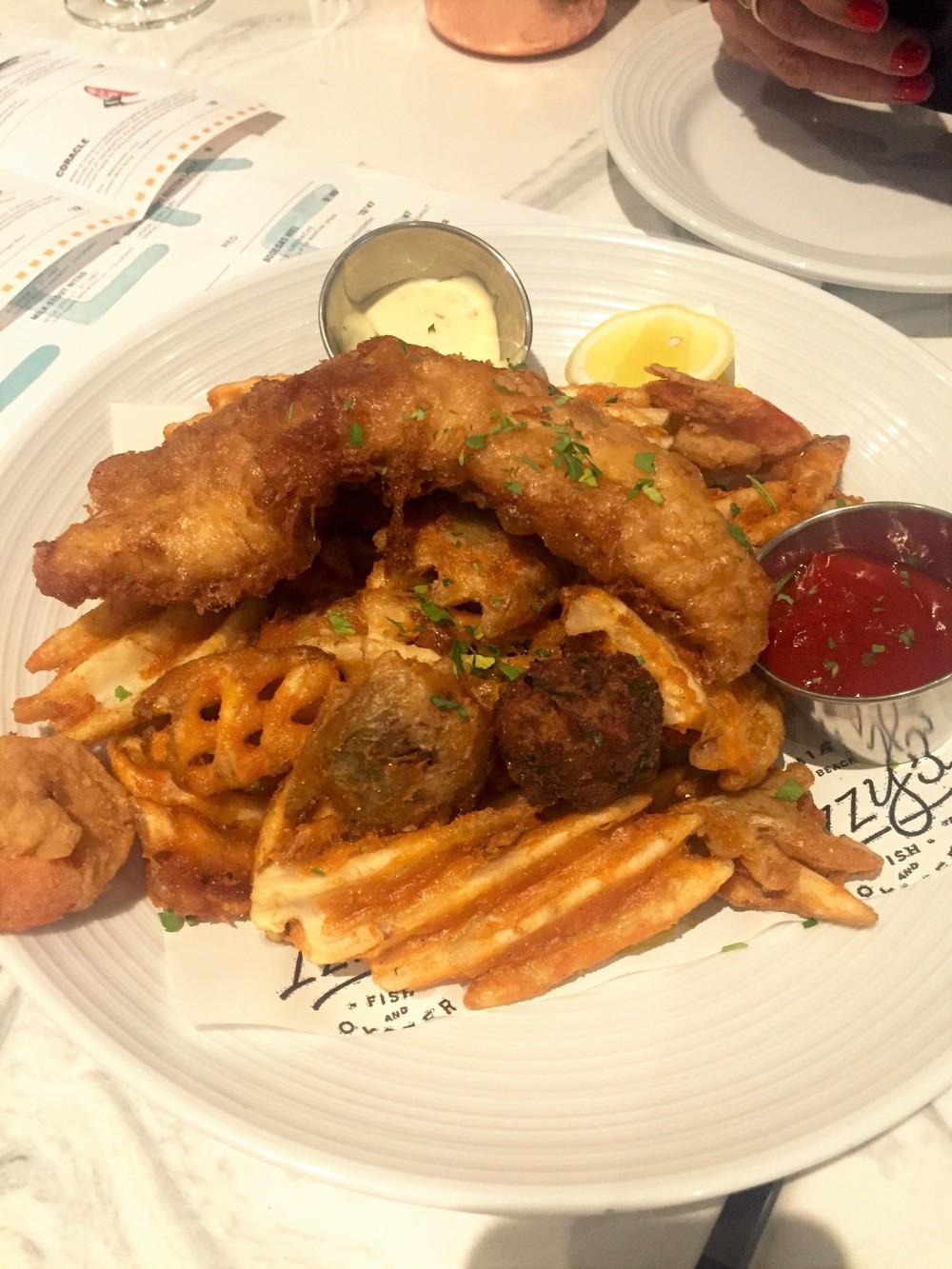 Summer fish fry