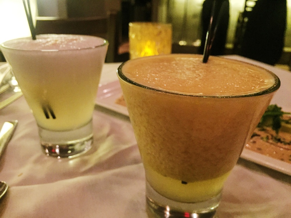 Passion Fruit Pisco Sour