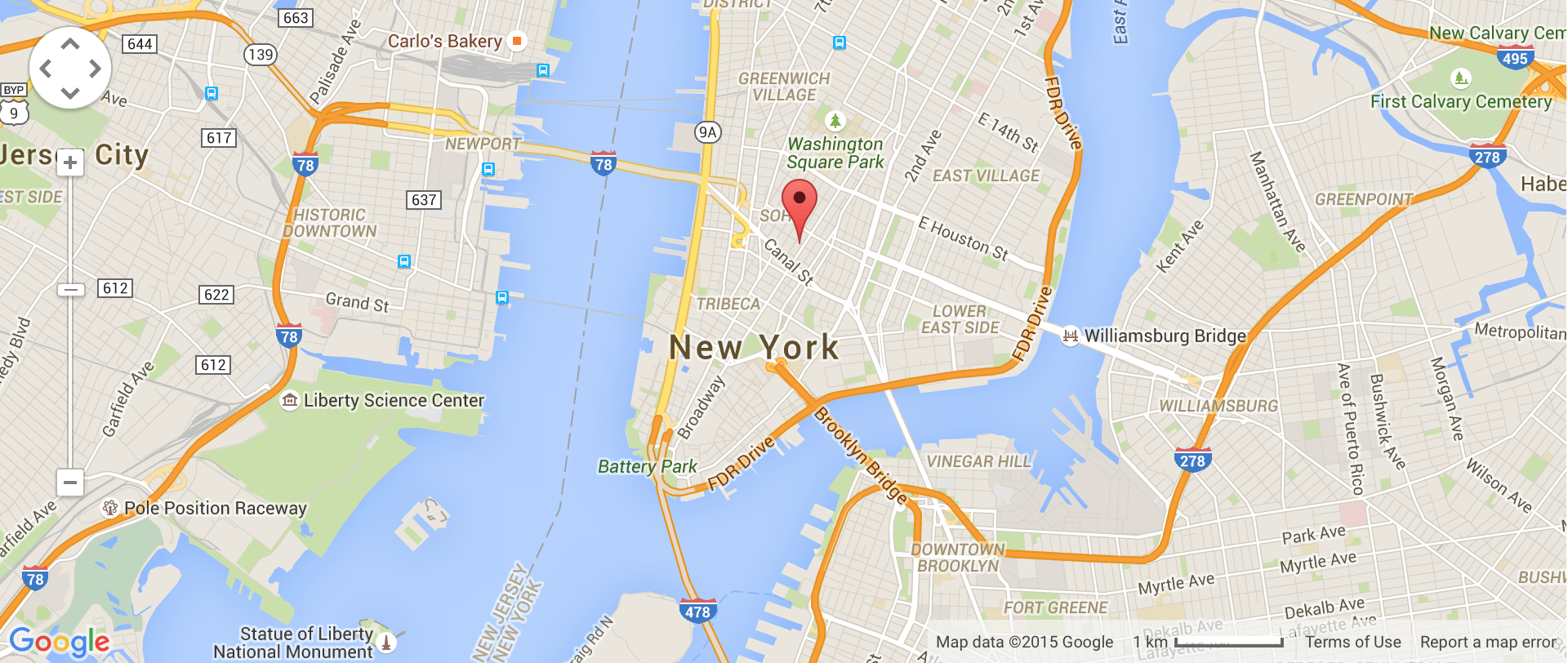 Embed a Google Map on Your Squarespace Website Collaborada