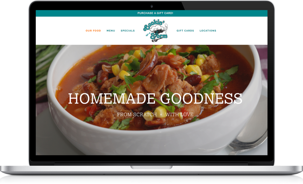 Squarespace for Restaurants