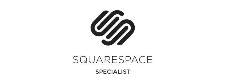 One day Squarespace website