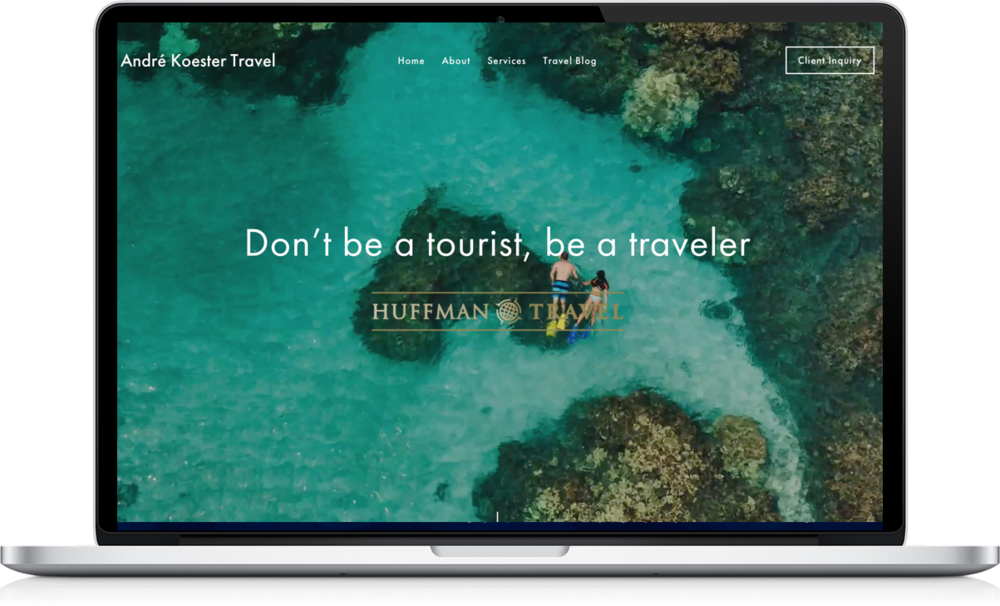 Luxury Travel Advisor Websites