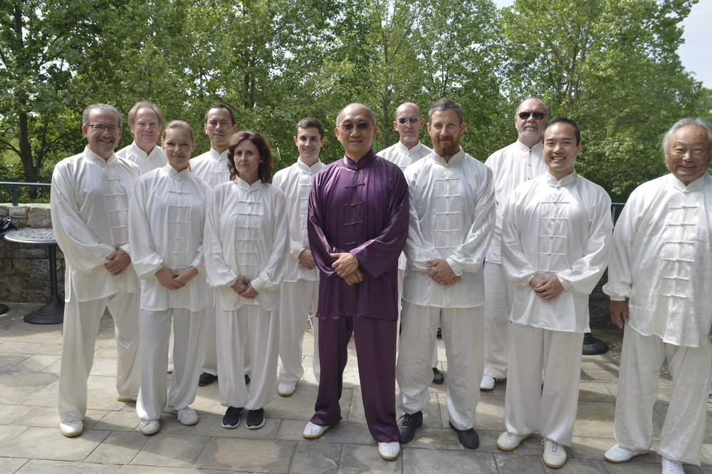2016 World Tai Chi and qigong day in Greenville sc