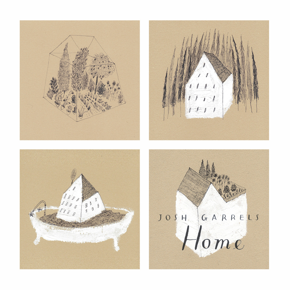 Josh Garrels' new album HOME