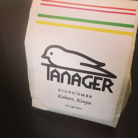 Award-winning Tanager Coffee Whole Bean